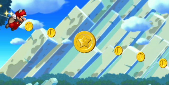 Mario U Coin Map Editor - Wii U Games and Software - Wii U ...