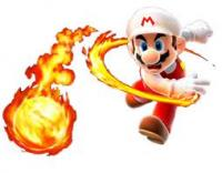 Fire Mario's Photo